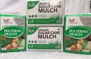 Sugar Cane & Pea Straw